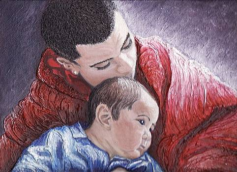 A Brothers Love  by Keenya  Woods