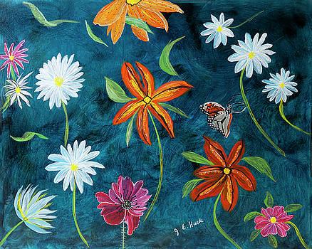 A Butterfly's Dream by Judy Huck
