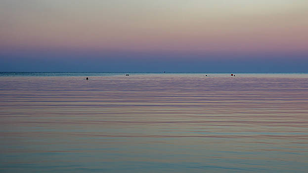 A Calm Morning by Stelios Kleanthous