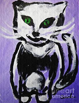 Sarah Loft - A Cat for Julia