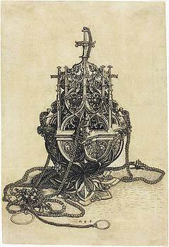 Martin Schongauer - A Censer