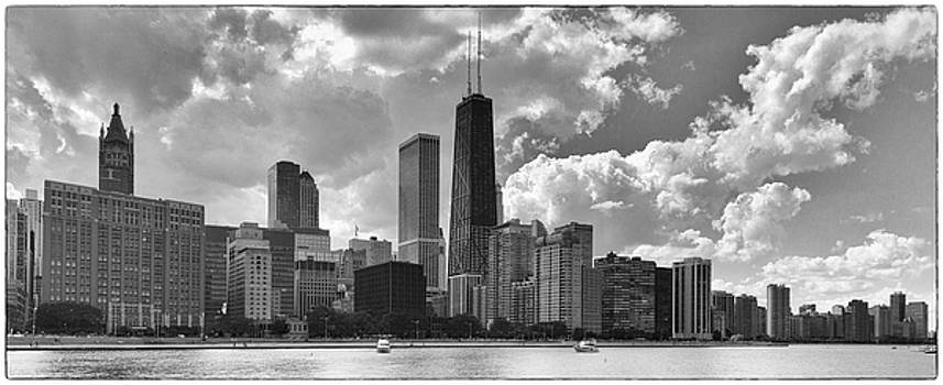 A Chicago Skyline by John Roach