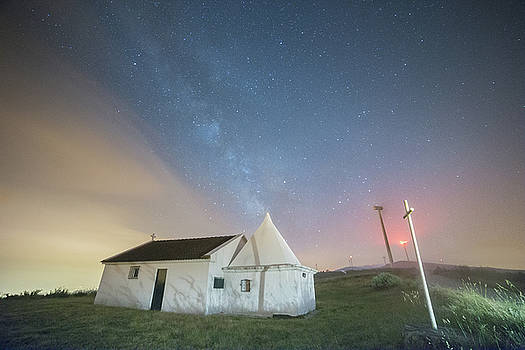 A church in Fafe by Bruno Rosa