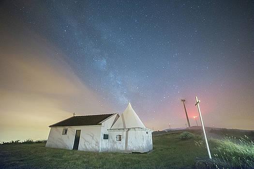 A church in Fafe by Bruno Rosa