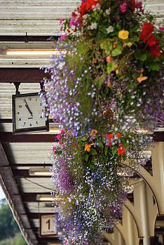 A Clock by Svetlana Sewell
