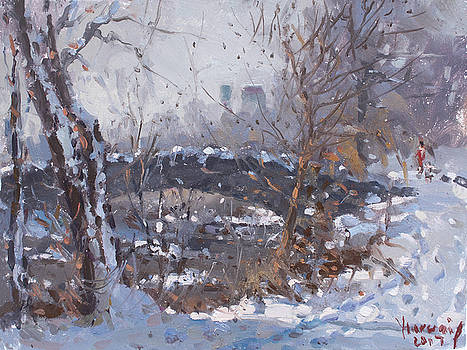 Ylli Haruni - A Cold Sunny Day at Three Sisters Islands