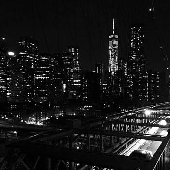 Midnight in Manhattan  by Jake Cockerill