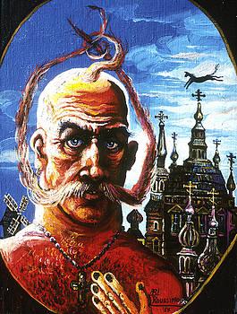 Ari Roussimoff - A Cossack Fantasy