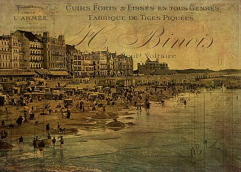 A Cote de la Mer by Sarah Vernon