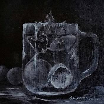 A Cup Of Something Organic by Sallie Wysocki