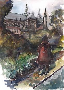 A Daughter's Passion by Gaston McKenzie