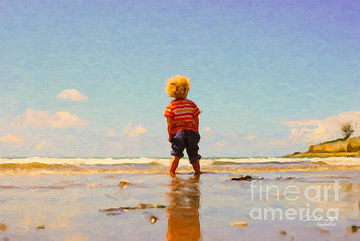 A Day at the Beach by Chris Armytage