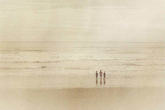 A Day At the Beach by Heidi Hermes