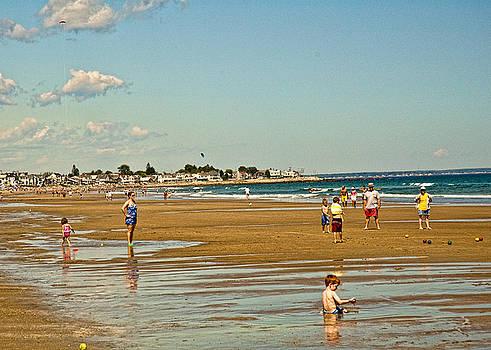Edward Sobuta - A Day at Wells Beach