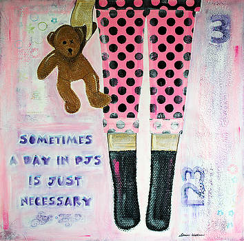 A Day in PJs by Donine Wellman