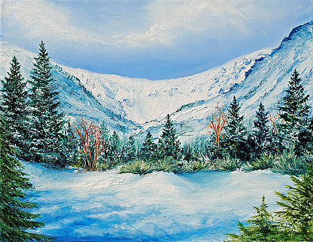 A Day In Tuckerman's by Jessica Fligg