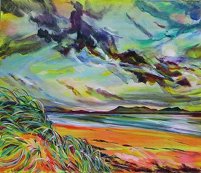 Aberffraw A Different Perspective by Karin McCombe Jones