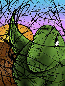 Ismael Cavazos - A Dinomite Sunset