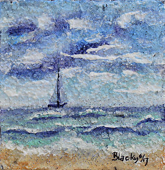 A Distant Sail by Donna Blackhall