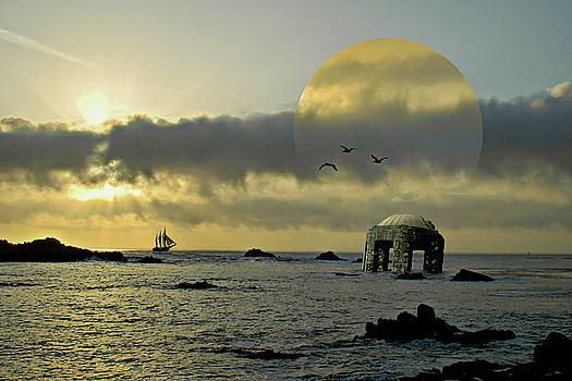 A Distant Shore by Glen Klein