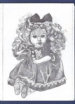 A Doll by Tonia Darling