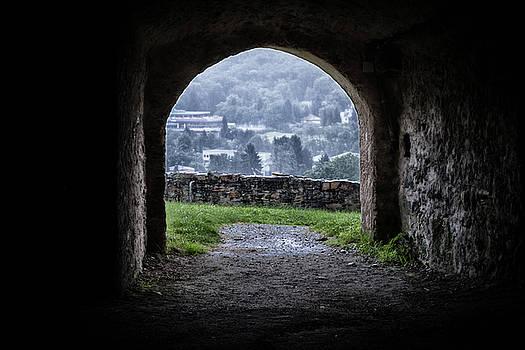 A Doorway by Rabiri Us