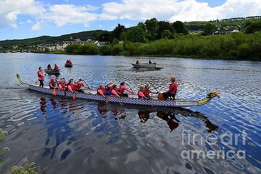 A Dragon Boat by Joe Cashin