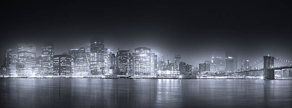 A Dream of Manhattan by Mark Andrew Thomas