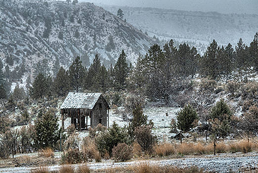 A Dusting of Snow by Ken Aaron
