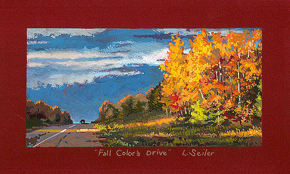 A Fall Colors Drive by Larry Seiler