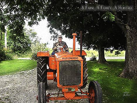 Joe Paradis - A Farm A Family A Heritage