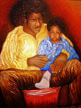 A Fathers Love by Keenya  Woods