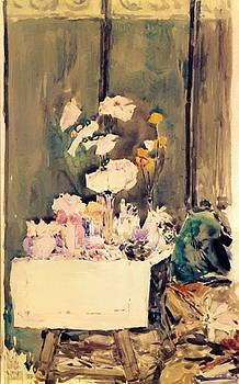A Favorite Corner by Hassam Childe