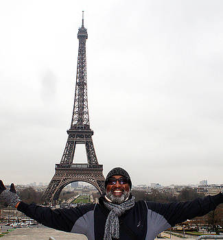 A Few days in Paris by Everett Spruill