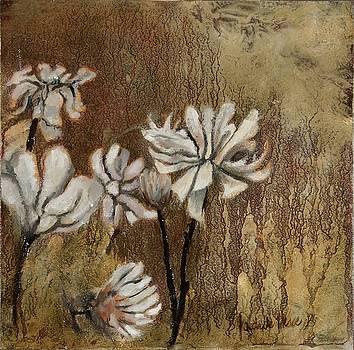 A Few Flowers by Jolante Hesse