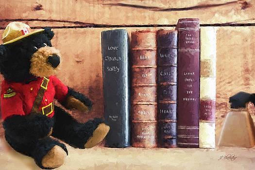 A Few Of My Favorite Things - Memories Art by Jordan Blackstone