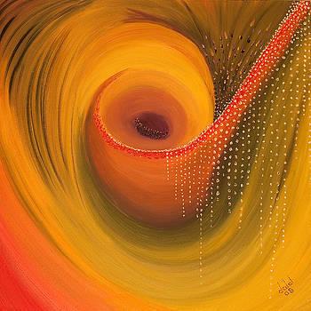 A Field of Energy 2 by Dalal Farah Baird
