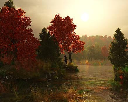A Fine Autumn Morning by Melissa Krauss