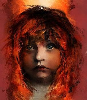 A Fire Warms by Richard Okun