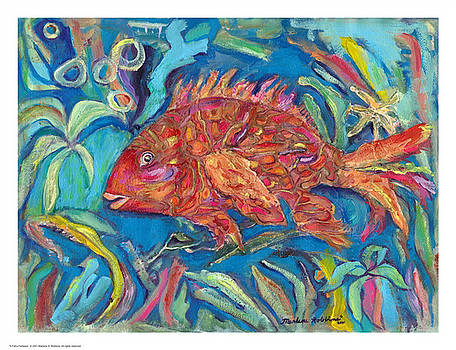 A Fishy Fantasia by Marlene Robbins