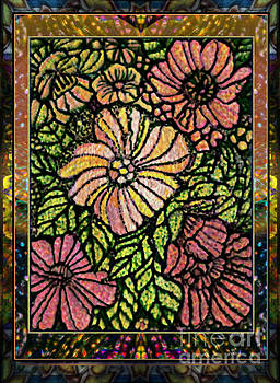 WBK - A Floral Night Tapestry