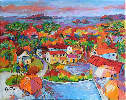 A Glimpse of Paradis by Jyotika Shroff
