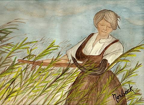 Thomas J Norbeck - A good day to reap