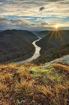 A Grand View by Jeff Burcher