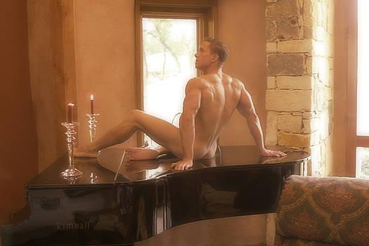A Grander Piano by Dan Nelson