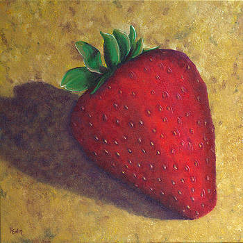 A Great Big Strawberry by Helen Eaton