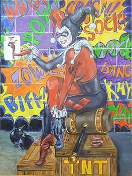 A Harlequin Romance by Bryan Bustard