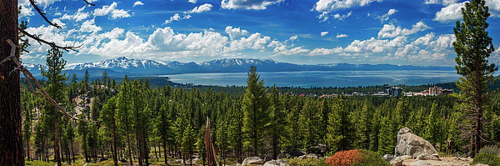 A Heavenly View by Brad Scott by Brad Scott