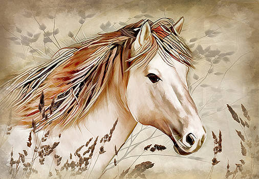 A Horse of Course by Nina Bradica