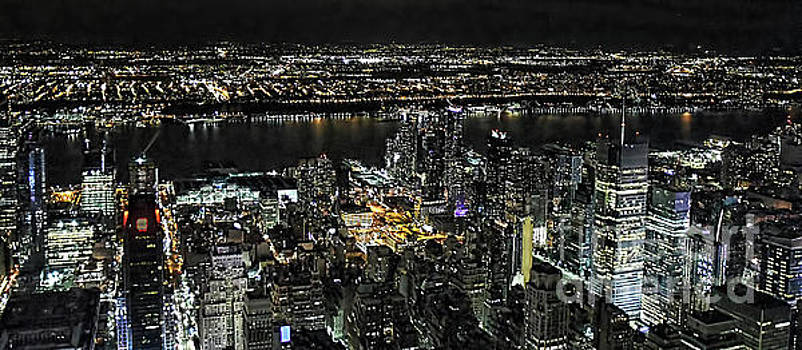 A Hudson View by Maggie Magee Molino
